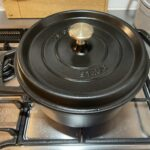 STAUB(ストウブ)でのお米の炊き方