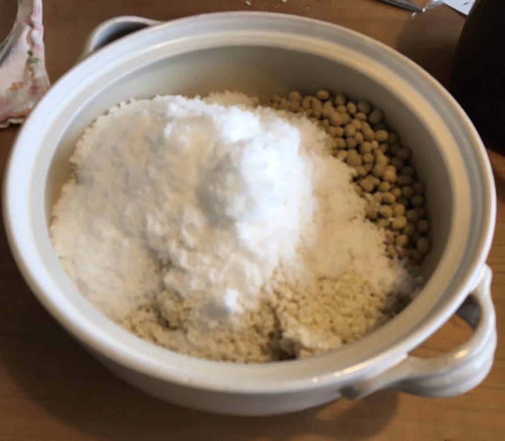 味噌作り2021